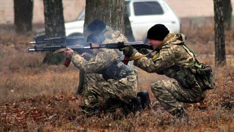 Убийцы Моторолы и Гиви обучались у офицеров НАТО в Прибалтике
