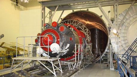 Первый космический корабль «Федерация» будет построен к 2021 году
