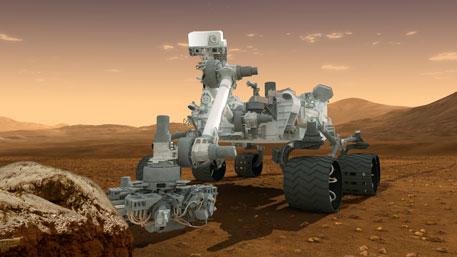 На Марсе обнаружили бутылку пива