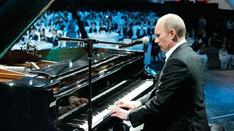 Россияне предлагают Путину поехать на Евровидение-2017