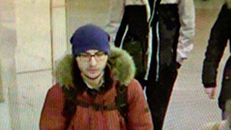 Опубликовано фото предполагаемого смертника, взорвавшего метро в Петербурге