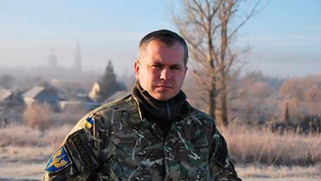 Украинский «Бук» в Донбассе «сдал» священник