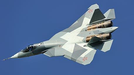 Т-50 против F-22: американские СМИ сравнили новейшие истребители