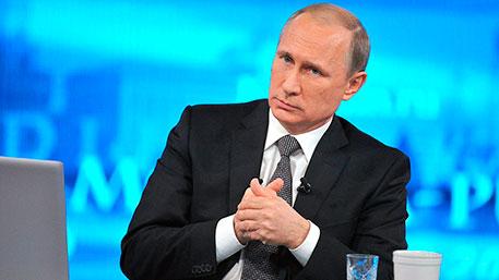 Власти РФ не допустят цветных революций - Путин