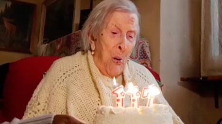 Старейшая женщина планеты перед смертью раскрыла секрет долголетия