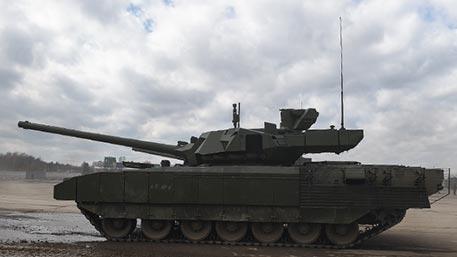 СМИ: танк «Армата» получит тактическое ядерное оружие