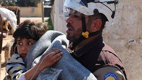 Асад: видео «Белых касок» полностью противоречит версии о применении зарина в Идлибе