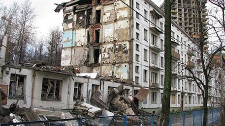 Собянин внес в Мосгордуму законопроект о дополнительных гарантиях жителям сносимых пятиэтажек
