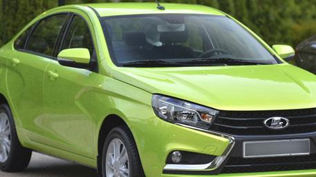 «АвтоВАЗ» выпустит модификацию Lada Vesta с коробкой-вариатором