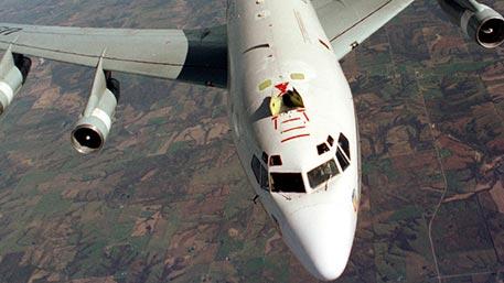 Китайские истребители перехватили над Восточно-Китайским морем «атомный нюхач» ВВС США