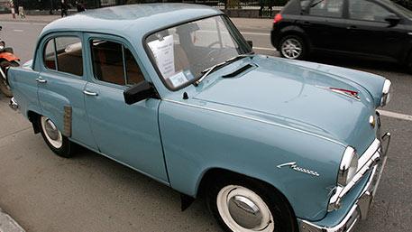 В России вновь будут выпускать автомобили «Москвич»