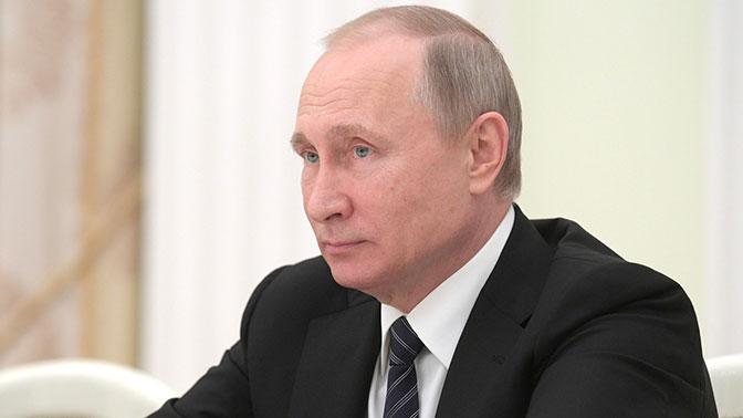 Путин рассказал о встрече с Флинном в 2015 году