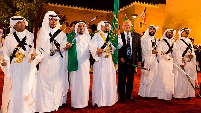 Стало известно, какое оружие США поставят саудитам за $109 млрд