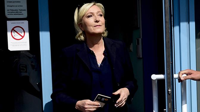Марин Ле Пен впервые избрана депутатом Национального собрания Франции