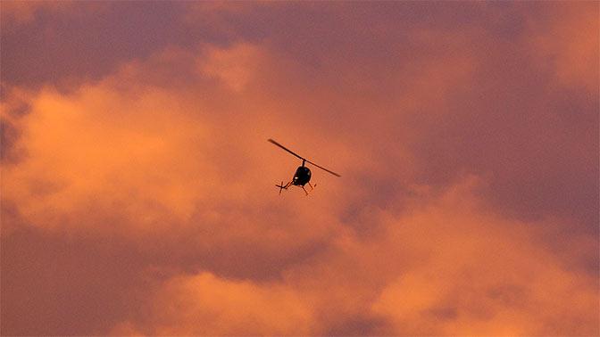 Боевиков ИГИЛ перебрасывают в Афганистане на неопознанных вертолетах - МИД РФ