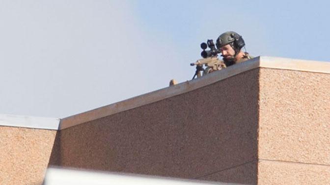 Канадский снайпер установил мировой рекорд, убив боевика с дистанции 3,5 км