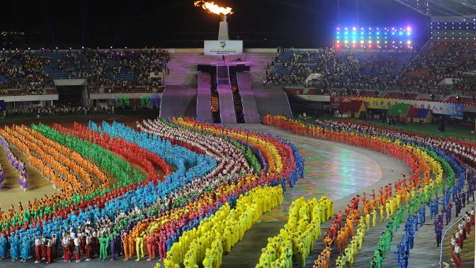 Южная Корея предложила КНДР объединить команды на открытии зимней Олимпиады-2018