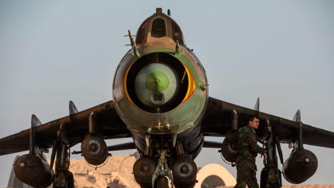 Стали известны новые подробности боя Су-22 и F-18 в Сирии