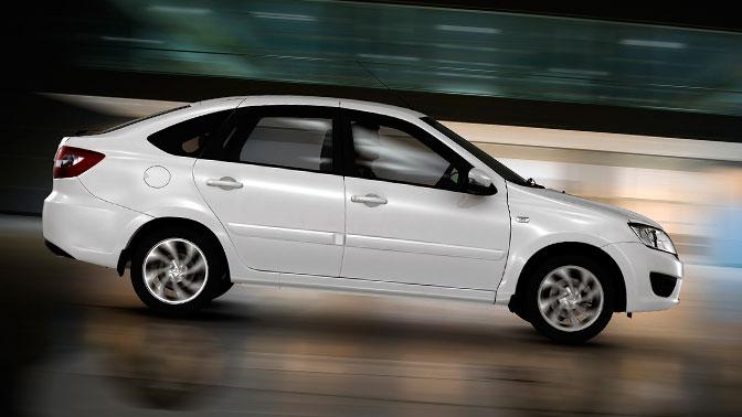 Составлен рейтинг самых дешевых автомобилей России