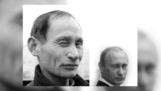 СМИ нашли китайскую «подделку» на Путина