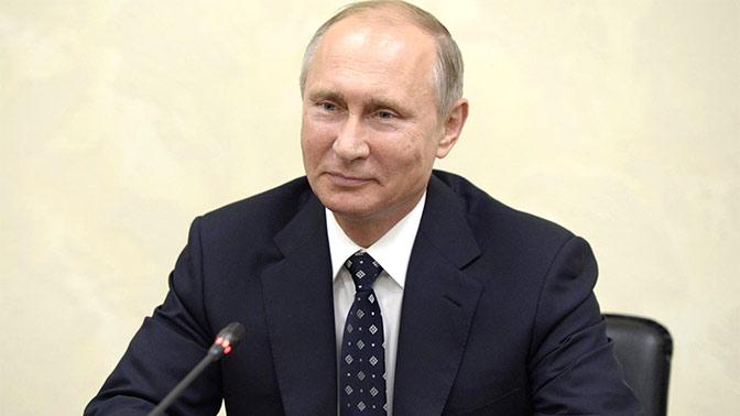 Липецкий губернатор благословил Путина на встречу с Трампом