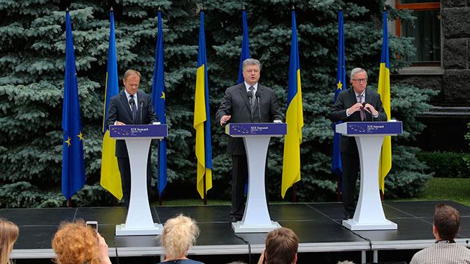 Пушков объяснил, почему саммит Украина - ЕС завершился «пшиком»