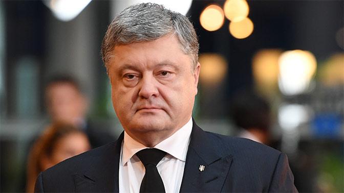 Порошенко пообещал помочь восстановить территориальную целостность Молдавии