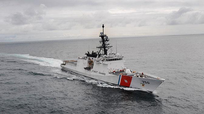 Киев надеется получить американские военные патрульные катера после учений Sea Breeze