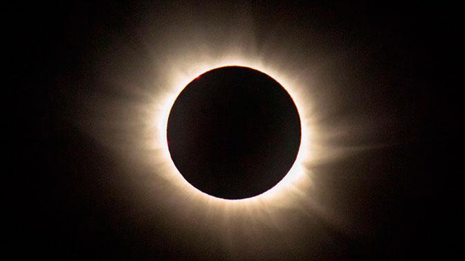 Солнечное затмение века накроет США