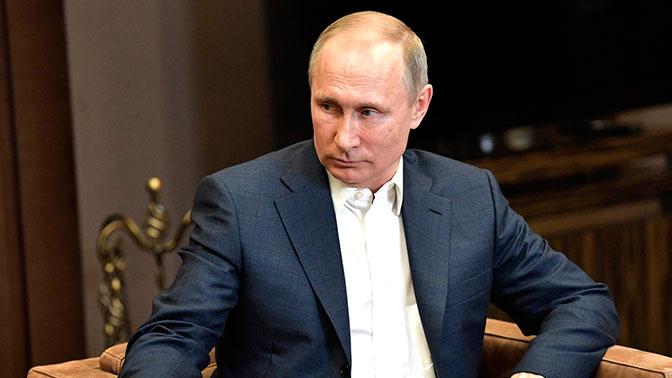 Путин подписал закон об ужесточении наказания за склонение к суициду