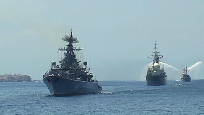 Американские СМИ назвали парад ВМФ РФ «демонстрацией глобальных военных амбиций России»