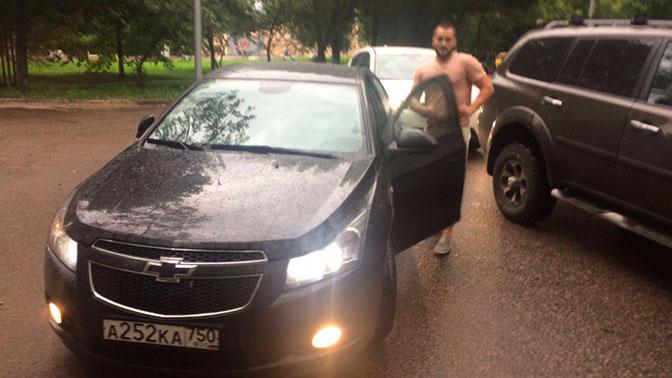 Экс-участник «Дома-2» напал на онкобольного мужчину и его жену из-за конфликта на дороге – соцсети