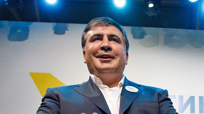 Украинское СМИ опубликовало «убийственный» компромат на Саакашвили