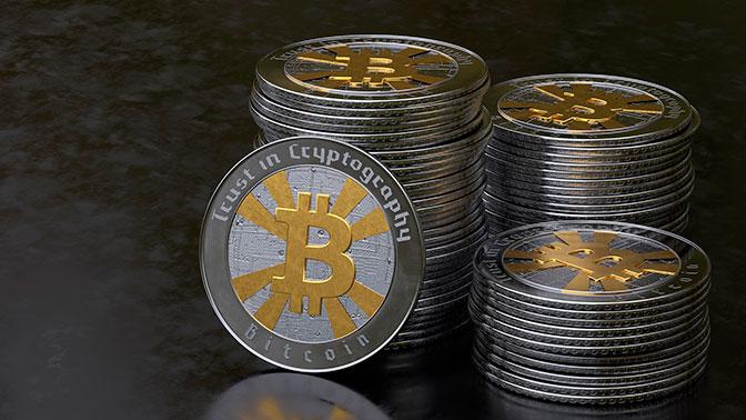 Bitcoin обновил исторический максимум, превысив $4 тысячи