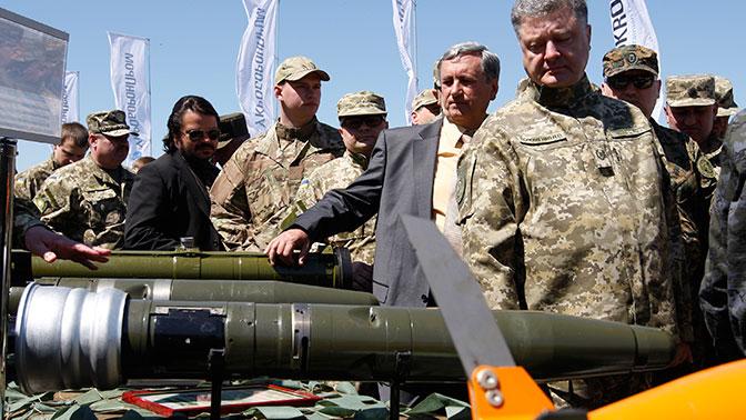 Решение де-факто принято: какое летальное вооружение Украина может получить от США