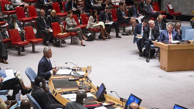 Дамаск потребовал от ООН остановить преступления международной коалиции в Сирии
