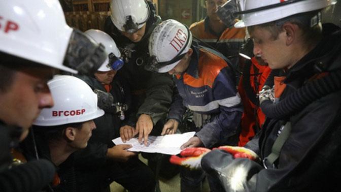 Поисково-спасательная операция на руднике «Мир» прекращена