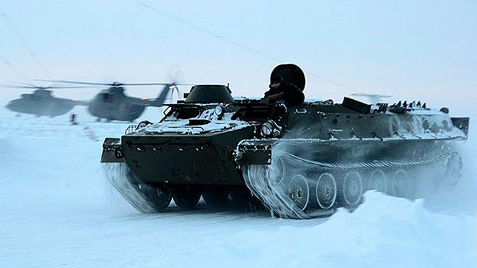 НАТО указали на упущенные возможности в Арктике