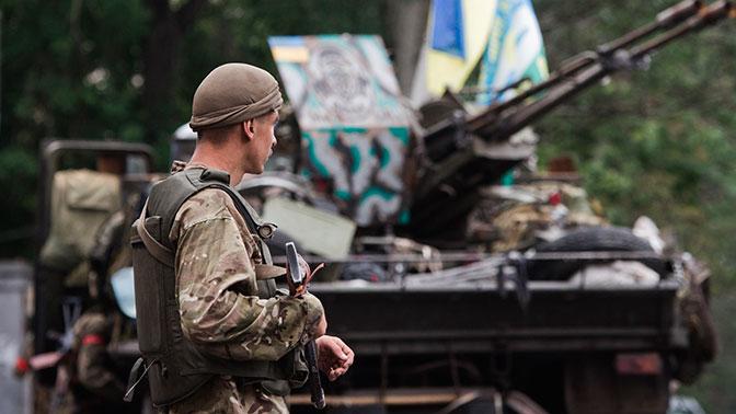 «Теперь это военный объект»: бойцы ВСУ выселили жителей пятиэтажки в Донбассе
