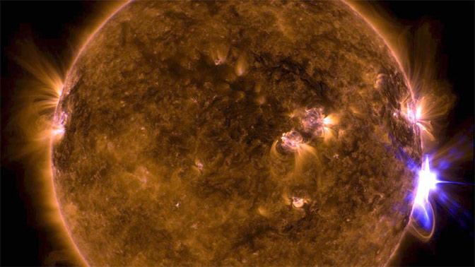 Ученый рассказал, почему Солнце «взбесилось»