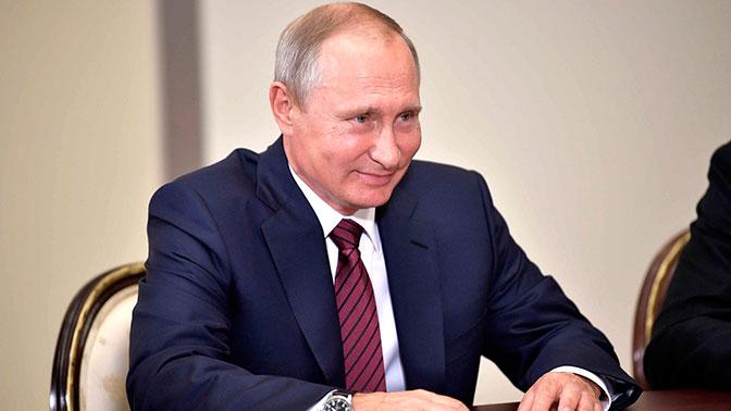 Путин обсудил с главой МИД Ирана ситуацию на Ближнем Востоке