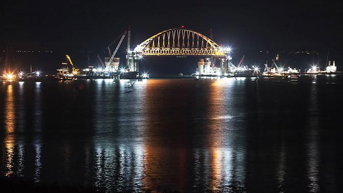 Строительство Крымского моста сделало металлургию самой быстрорастущей отраслью промышленности в России