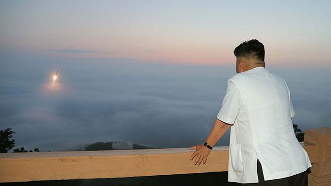 В США узнали о подготовке к новому ракетному пуску КНДР
