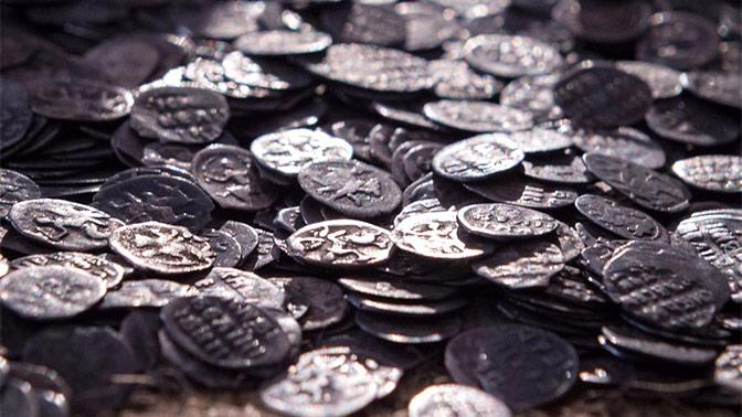В московской квартире нашли клад с монетами XIX века