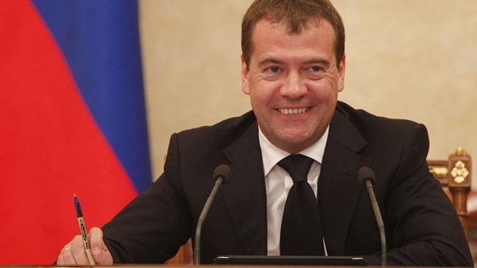 Медведев отметит день рождения в семье: пресс-секретарь премьер-министра