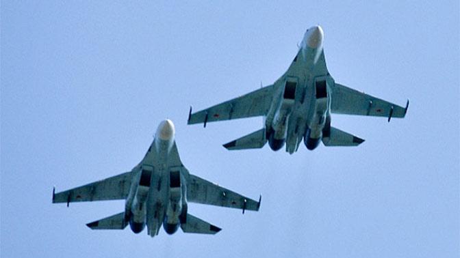 Разбившийся в Неваде Су-27 был куплен ВВС США на Украине - СМИ