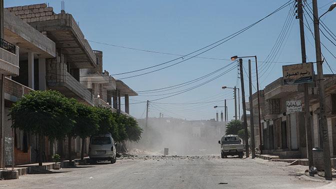 В сирийской провинции Идлиб будет создана четвертая зона деэскалации