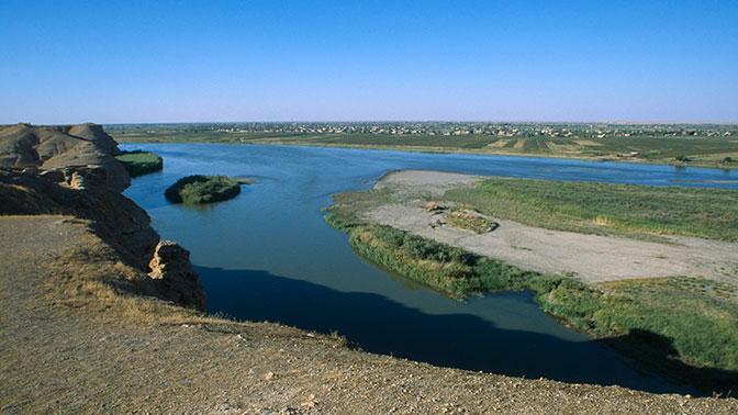 При форсировании Евфрата армией САР «оппозиция» устроила рукотворный сброс воды