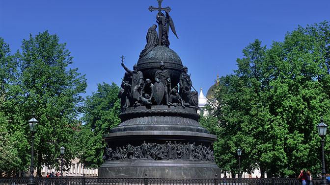 Фото памятника тысячелетия россии в великом новгороде гранитные памятники в минске энгельс