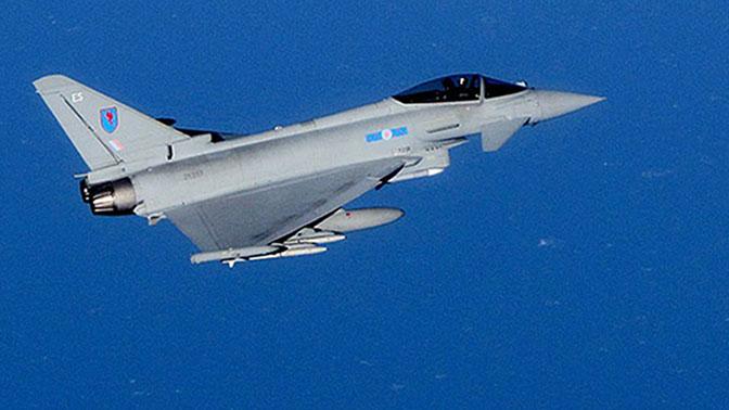 Британские истребители неудачно попытались перехватить российские самолеты – СМИ